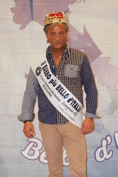 Claudio Godino il Babbo piu Bello d'Italia Evergreen 2019